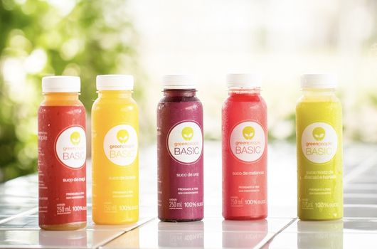 Foto: Suco GreenPeople