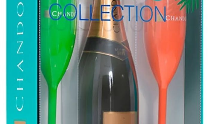 Kit Chandon Colors Collection