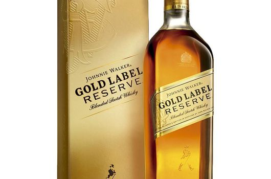 Foto: Whisky Johnnie Walker Gold Label Reserve 750 ml