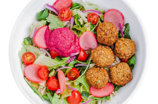 Foto: Fleek Falafel Salad