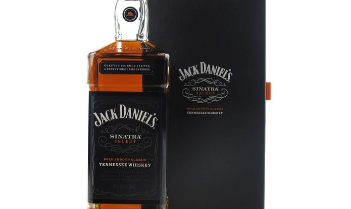Jack Daniel's Sinatra Select Tennessee Whiskey 1L